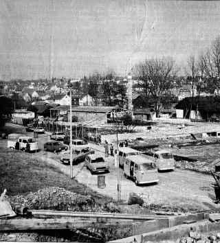 Breitenbachweg damals