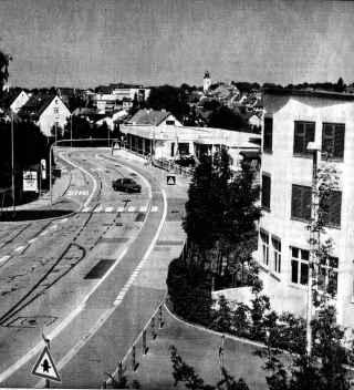 Breitenbachweg heute